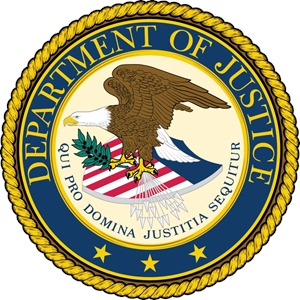 Department of Justice Logo Vector