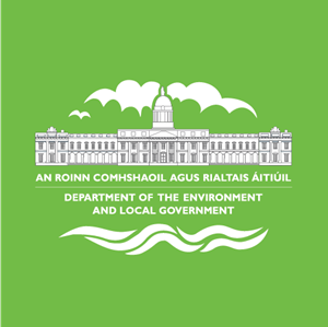 Department of the Environment and Local Government Logo Vector