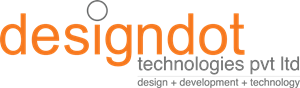 designdot technologies pvt ltd Logo Vector