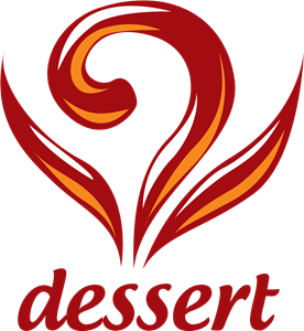 Dessert and pastries Logo Vector