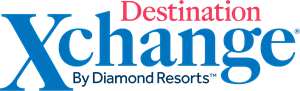 Destination Xchange by Diamond Resorts Logo Vector