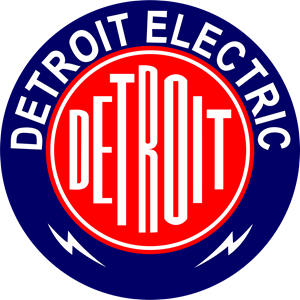 Detroit Electric Logo Vector