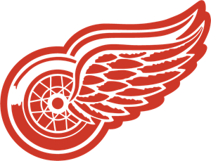 Detroit Red Wings Logo Vector