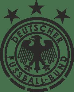 Deutscher Fussball Bund Logo Vector Cdr Free Download