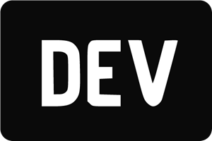 DEV Logo Vector