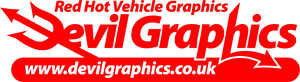 Devil Graphics Car Graphics Logo Vector