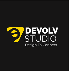 Devolv Studio Logo Vector