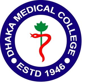 Dhaka Medical College Logo Vector