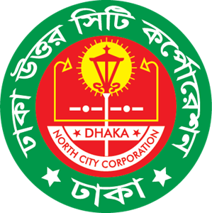 Dhaka North City Corporation Logo Vector