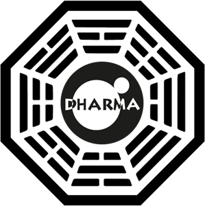 Dharma Project Logo Vector