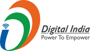 Digital India-Power Logo Vector