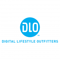 Digital Lifestyle Outfitters Logo Vector