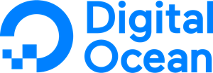 Digital Ocean Logo Vector