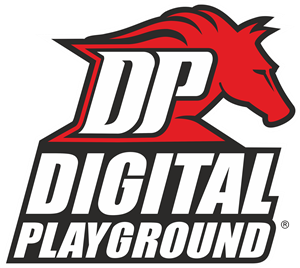 Digital Playground Logo Vector