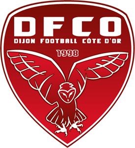 Dijon Football Cote-d'Or (1998) Logo Vector
