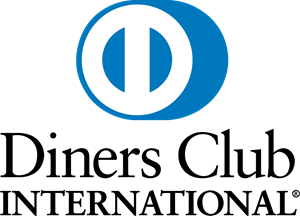 Diners Club vertical Logo Vector