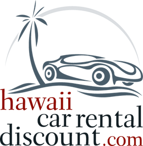 Discount Hawaii Car Rental Logo Vector