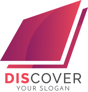 Discover Corporate Logo Vector