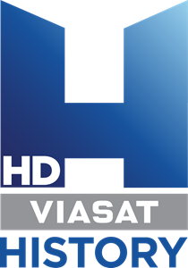 DISCUSS Viasat history HD Logo Vector