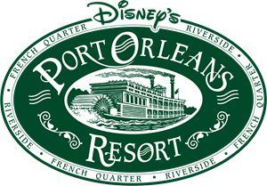 Disneys Port Orleans Resort Logo Vector