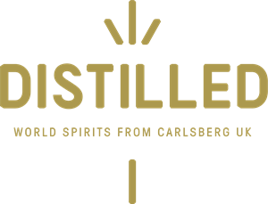 Distilled, World Spirits from Carlsberg UK Logo Vector
