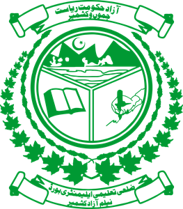 District Elementary Board Neelum AJK Logo Vector