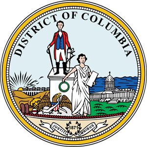 District of Columbia seal Logo Vector