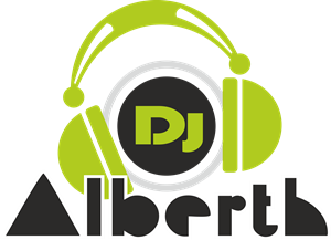 DJ Alberth Logo Vector