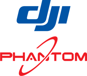 DJI PHANTOM Logo Vector