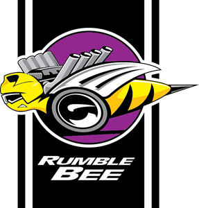 Dodge Ram Rumble Bee Logo Vector