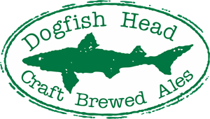 Dogfish Head Craft Brewed Ales Logo Vector