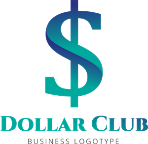 Dollar club Logo Vector
