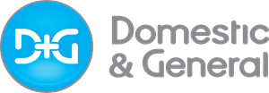 Domestic & General Logo Vector