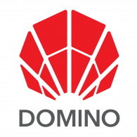 Domino Logo Vector