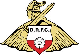 Doncaster Rovers FC Logo Vector