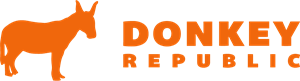 Donkey Republic Logo Vector
