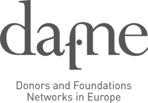 Donors and Foundations Networks in Europe (DAFNE) Logo Vector