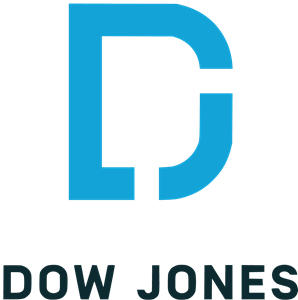 Dow Jones Logo Vector