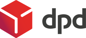 DPD (Dynamic Parcel Distribution) Logo Vector
