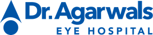 Dr. Agarwals Eye Hospital English Logo Vector
