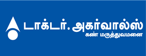 Dr. Agarwals Eye Hospital - Tamil Logo Vector