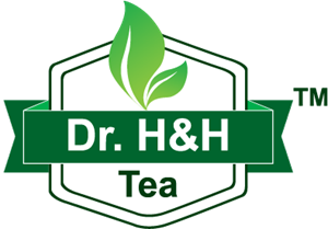 Dr. H&H Tea Logo Vector