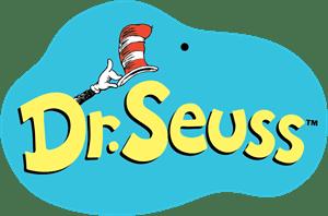 dr. seuss logo vector (.ai) free download  seeklogo
