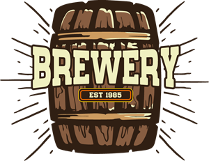 Draft Beer Logo Vector