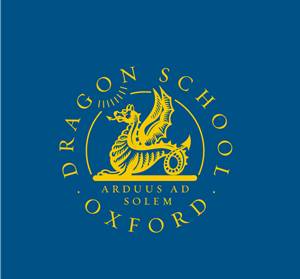 Dragon School Oxford Logo Vector