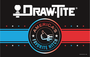 Draw-Tite America's Favorite Hitch Logo Vector