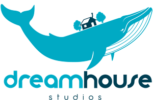 Dream House Studios Logo Vector