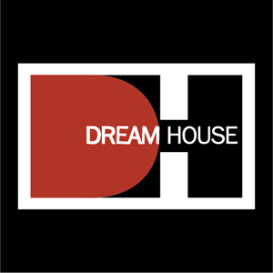 dream house Logo Vector