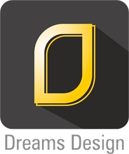 Dreams Design Logo Vector