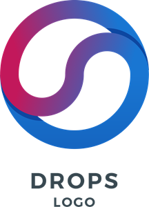 Drops Logo Vector